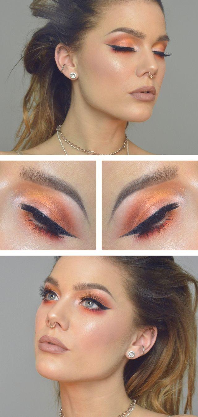 Beauty Makeup, Fall Eye