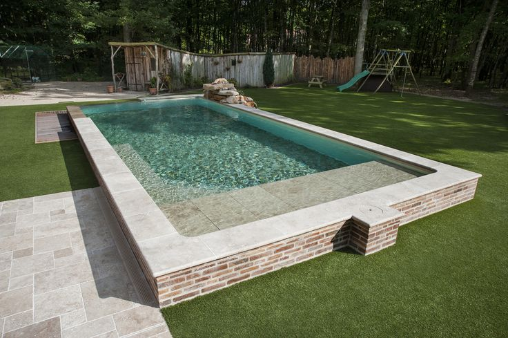 Le d bordement par l 39 esprit piscine 9 50 x 4 50 m - Photo des piscines ...