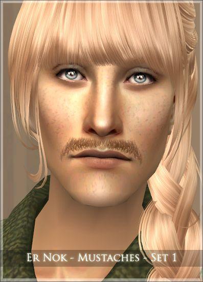facial hair genetics