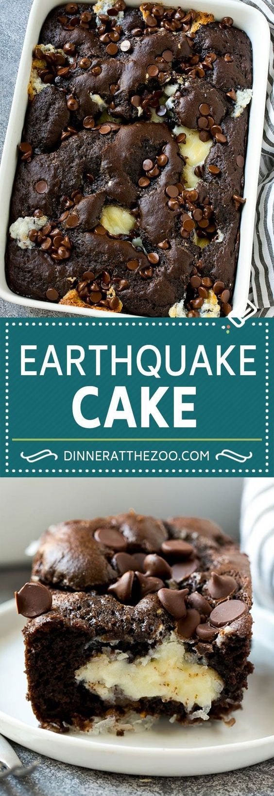 Earthquake Cake Recipe | Chocolate Cake Recipe | Chocolate Coconut Cake | Coconut Pecan Cake