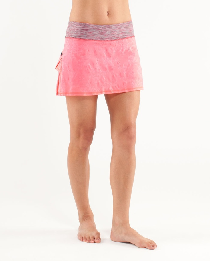 Great shorts underneath, functional for running errands as well Run:Pace Setter Skirt: Running Skirts, Awesome Products, Idea Lululemon, Mothers Day Ideas, Lululemon Obsession, Lulu Lemon, Running Clothes, Lulu Running, Workout Clothes