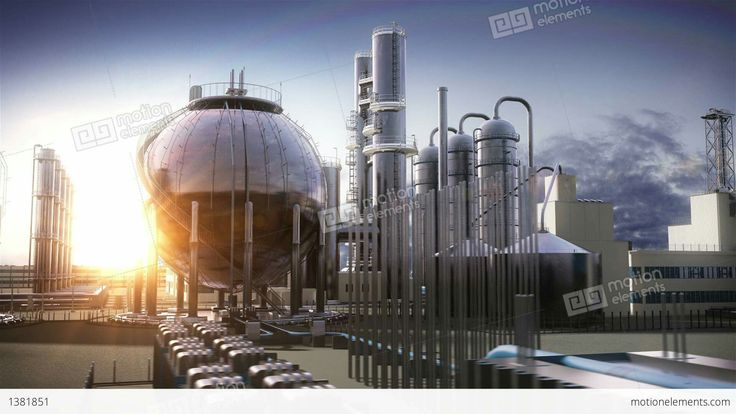 Chemical Plants of the future.