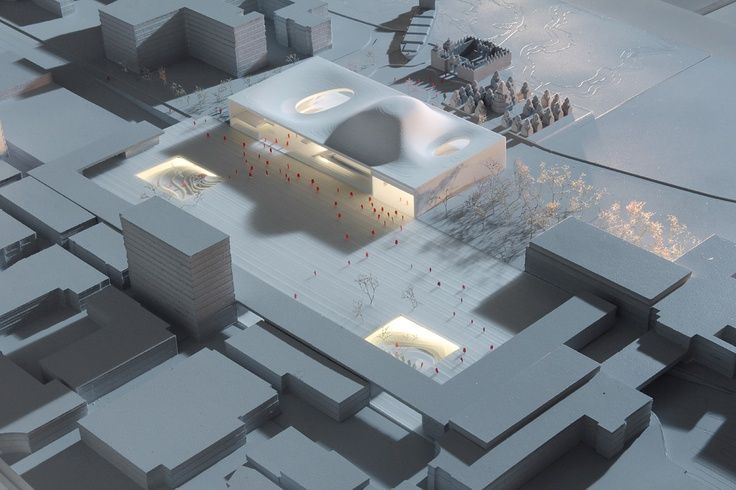 Bustler: Winners of Emmen Theater and Zoo Design Competition Announced
