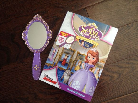 New on DVD! Sofia the First: The Enchanted Feast - Disney Junior DVD. WIN a copy on the blog now!