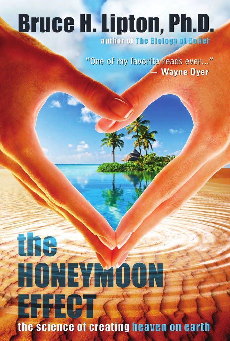 The Honeymoon Effect: The Science of Creating Heaven on Earth by Bruce Lipton, Ph.D (Excerpt)