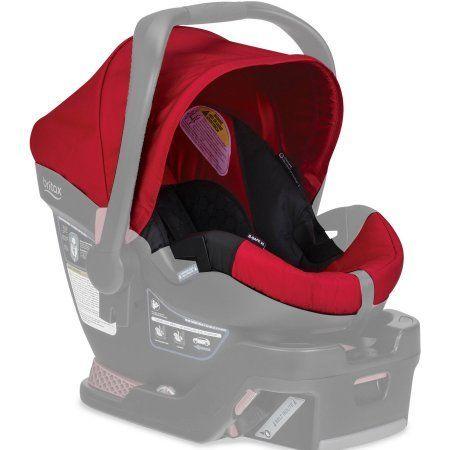 infant car seat cover walmart. britax b-safe 35 infant car seat cover set - red walmart