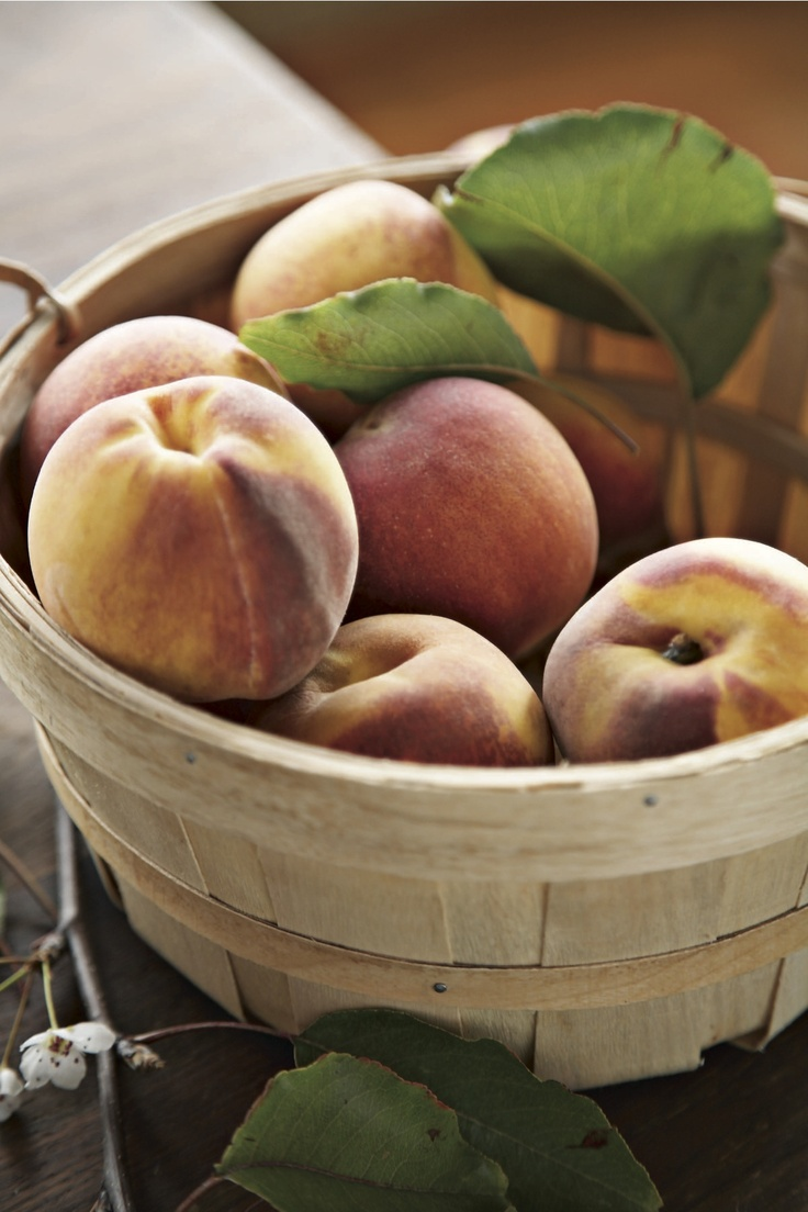 Peach basket#Repin By:Pinterest++ for iPad#