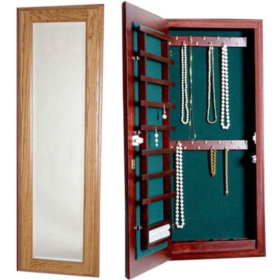 The 25 Best Mirror Jewelry Storage Ideas On Pinterest
