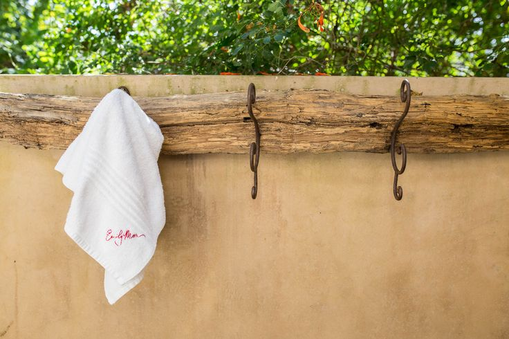 All in the detail...  Emily Moon's Luxury Garden Suite | Plettenberg Bay | South Africa
