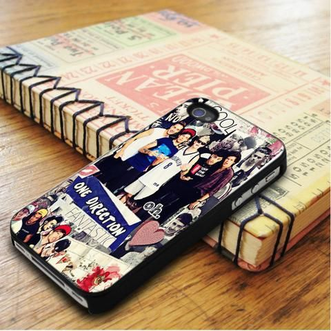 One Direction Cool Fantastic Collage iPhone 5|iPhone 5S Case