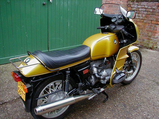 bmw r100rs 1980