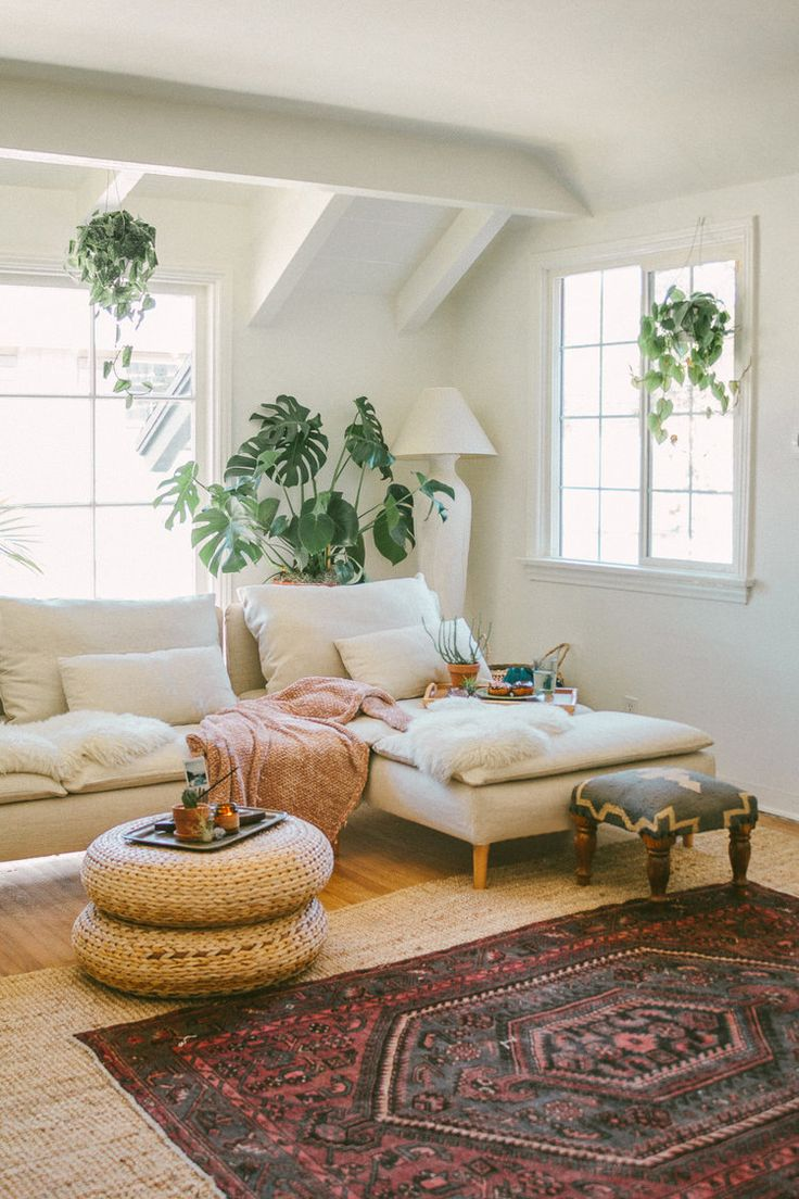 Living Room Reveal With Comfort Works
