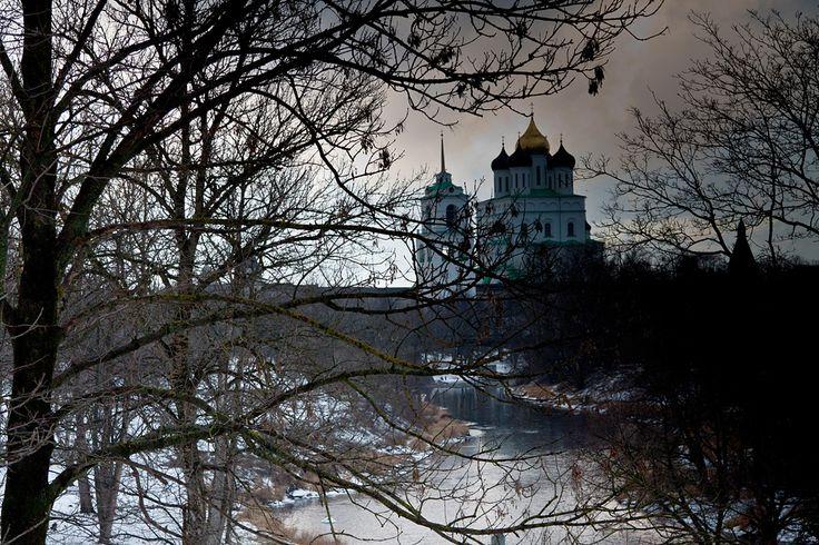 Pskov, Russia (by nekto_nektov)