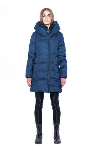 Ookpik Down Winter Jacket- Island