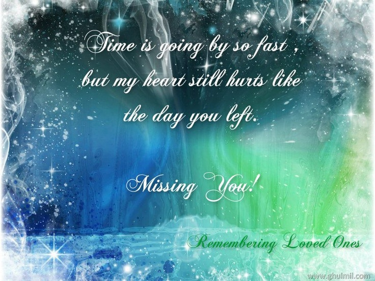 from Remembering Loved Ones