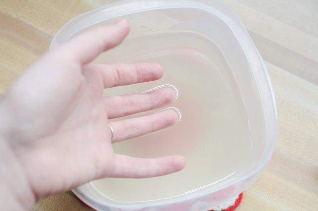 Do-It-Yourself Paraffin Wax Treatment for Hands