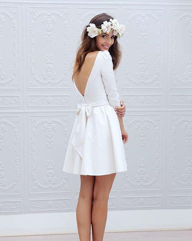 colinweddings short wedding dresses