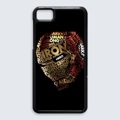 The Avengers Ironman Typograph BlackBerry Z10 Case Cover, $16.89 #etsy #Accessories #Case #cover #CellPhone #BlackBerryZ10 #BlackBerryZ10case #theavengers #loki #hulk #ironman #captainamerica #hawkeyes #thor #comic #superhero #thedarkworld #thorheimdall
