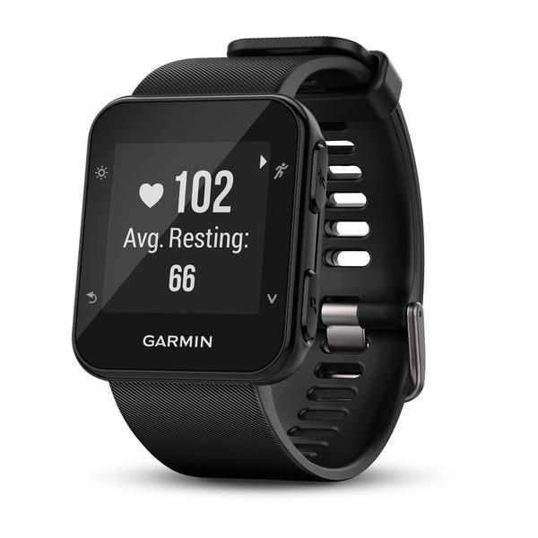 #Garmin is really THE brand when it comes to #Smartwatches. Especially for athletes, of course, because this is about #Pace, #Puls and #Tracking. By the way, this is wonderful for beginners - someone like me. ♀️  #Jogging #Sport #Forerunner #GPSTracking #Bluetooth #Fitness #Jogging #Fit #waterproof #Fitnesswatch
