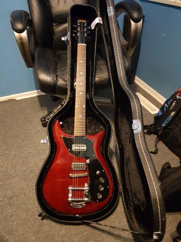 Https Www Kijiji Ca V Guitar Winnipeg Gretsch Corvette For Trade Or Sale 1342106398 Enablesearchnavigationflag True Gretsch Kijiji Guitar