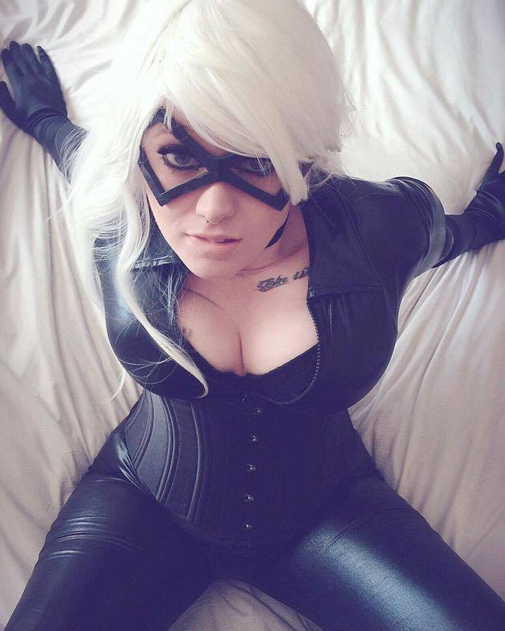 Black cat Cosplayer: Ultra Girls Cosplay - Sophii & Cissa Photographer: SamuelFate Photography