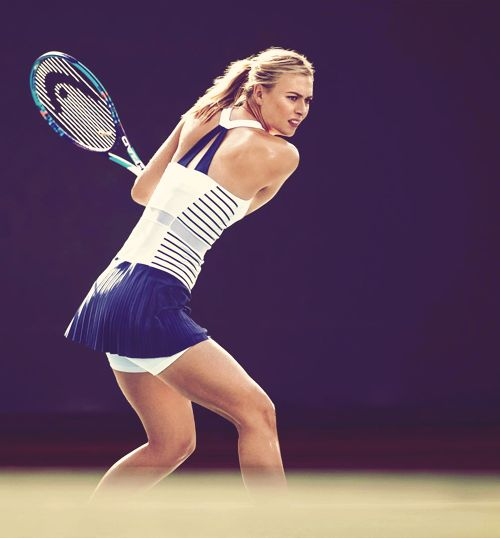 Maria Sharapova | Nike Tennis for Roland Garros 2015