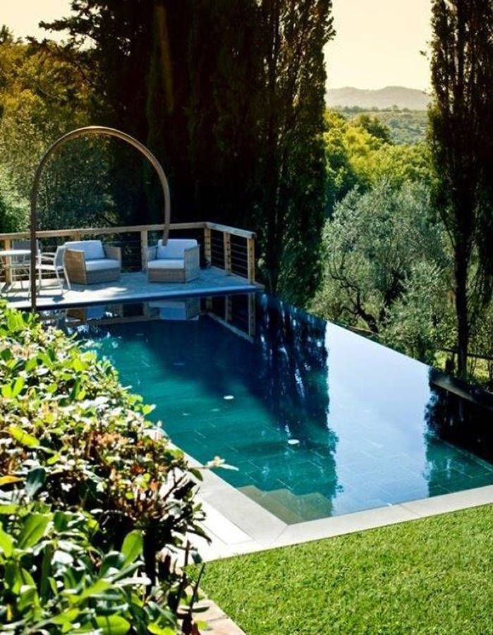 261 best Piscine images on Pinterest Swimming pools, Natural pools