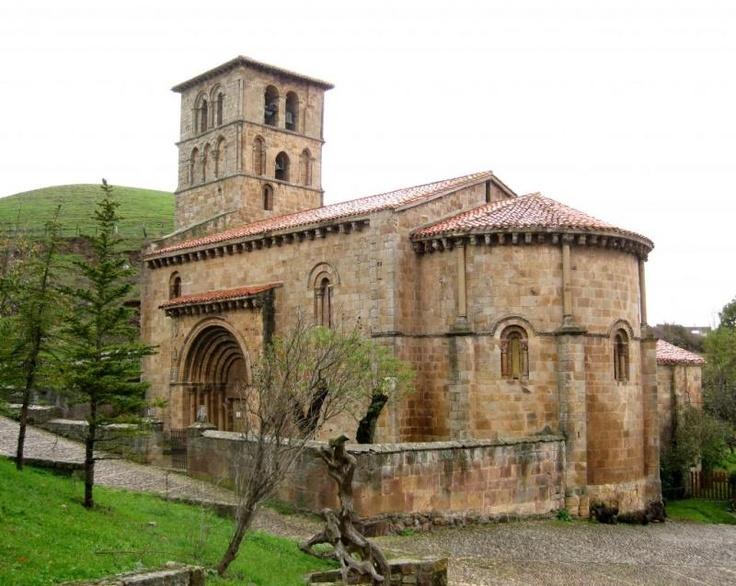 San Pedro de Cervatos - Alto Campoo, Reinosa (Cantabria)