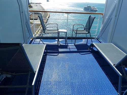 Pride of America AFT vs Forward Balconies. - Cruise Critic Message Board Forums