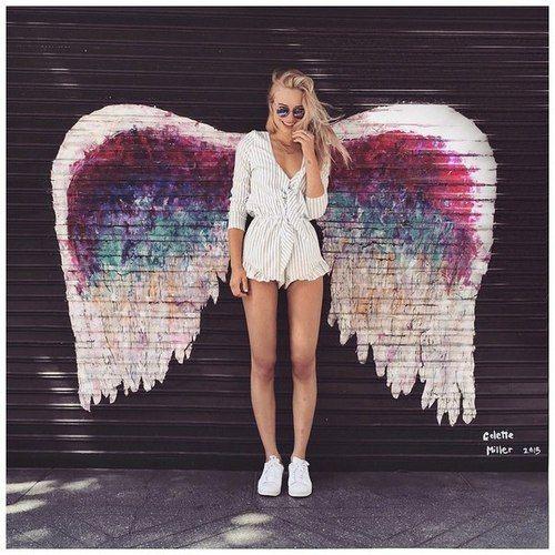 Sonya Esman, Streetstyle, Models