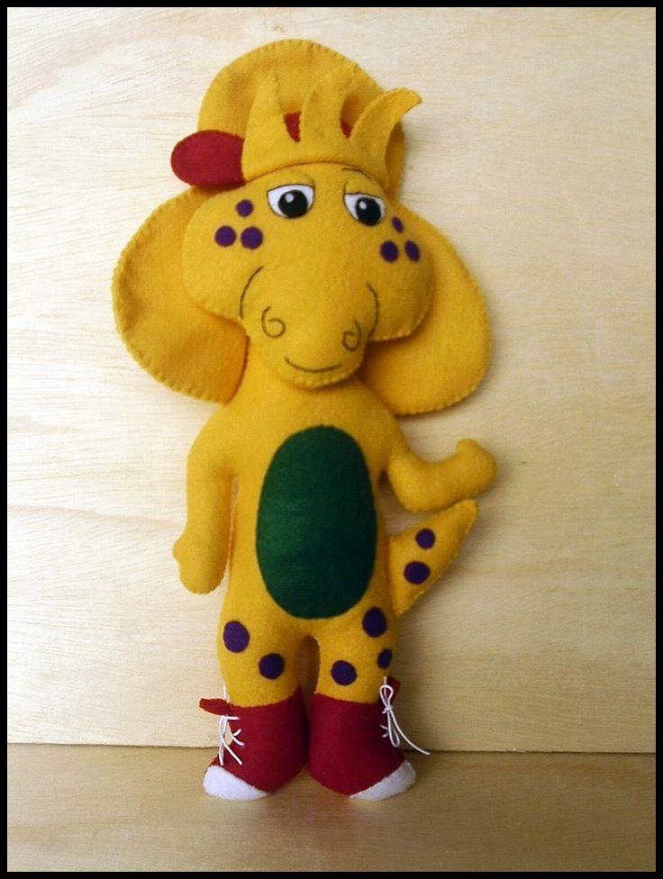 Barney Dinossauro