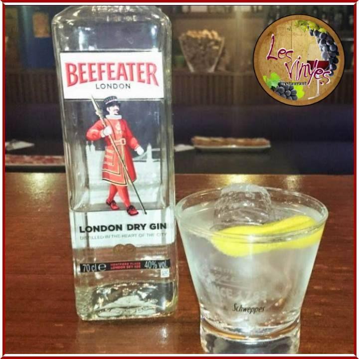 Te apetece un gintonic? Y medio? ;-) Tómate  Gintonic Classic de Beefeater y a disfrutar!