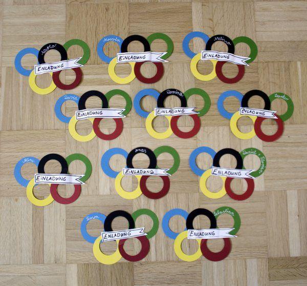 Schön Stefanieu0027s Fundgrube: Kinderolympiade