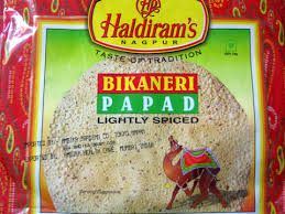 Haldiram's Bikaner papad