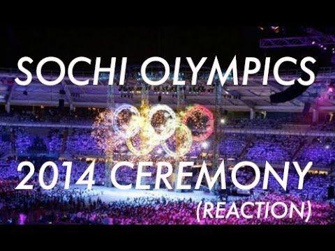 SOCHI OLYMPICS 2014 OPENING CEREMONY HD(FULL VIDEO) (REACTION)