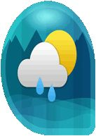 Weather & Clock Widget Android - https://apkfd.com/weather-clock-widget-android/