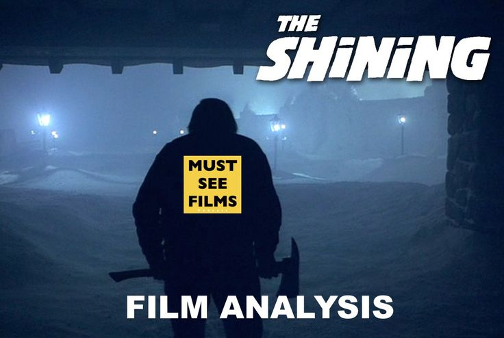 The Shining - Film Analysis