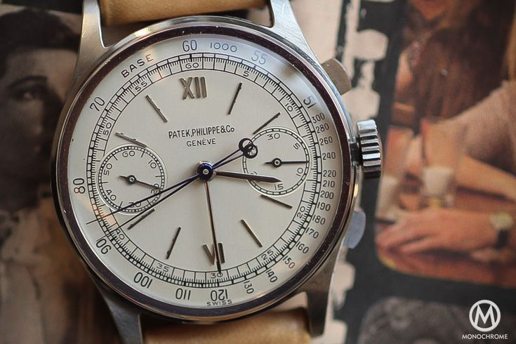 The Patek Philippe 1436 Split Seconds Chronograph Steel from Phillips Auction explained (live photos) – updated with results, Sold 3.3M CHF