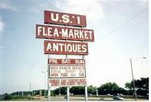 route 1 flea market nj -