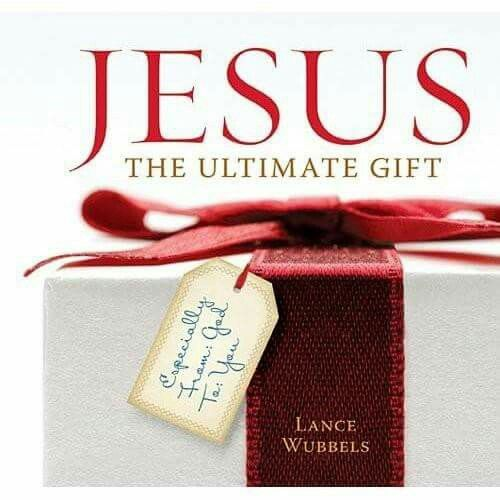 Jesus is the ultimate gift