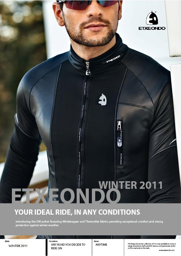ETXEONDO WINDSTOPPER JACKET
