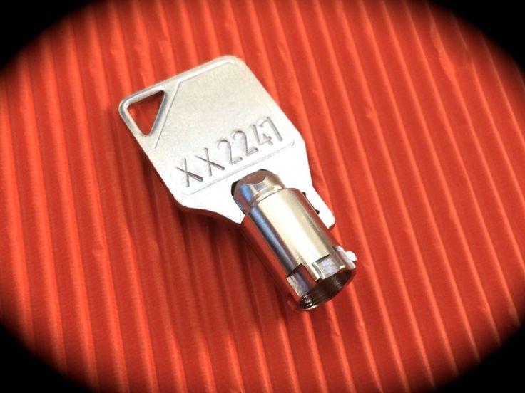 Details about dec digital key xx2247ace tubular key