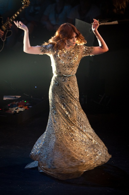 Florence and The Machine (by Daniel Boud)