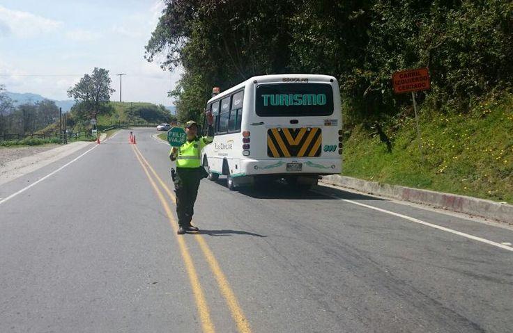 ¡Viaja seguro! Estamos en las vías del #País para brindarte seguridad y tranquilidad