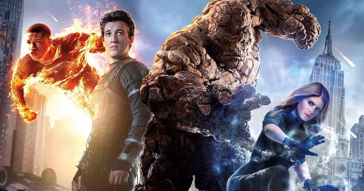 'Fantastic Four' Video Explains Why the Thing Has No Pants -- Jamie Bell's The Thing gets his name in a new 'Fantastic Four' featurette, while a viral video answers an important question about the Marvel superhero. -- http://movieweb.com/fantastic-four-movie-2015-video-thing-no-pants/