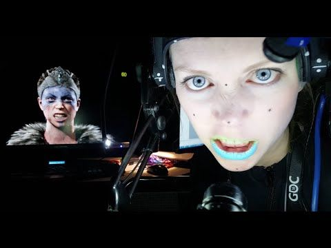 Hellblade: Diary 21 - Making a Virtual Human | Real-time performance cap...