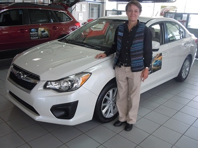 Shawn Sigler - Folger Subaru Sales Manager