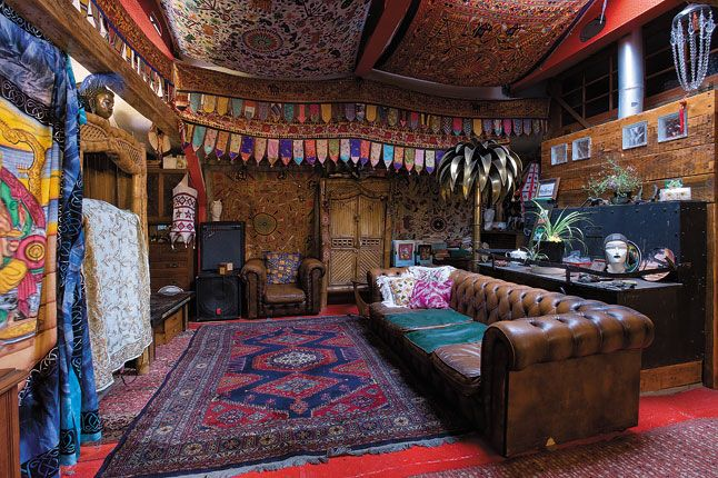 Bohemian Loft Bohemian Chic Bedroom Pinterest
