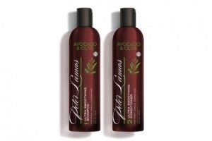 Peter Lamas The Naturals Avocado & Olive Oil shampoo & conditioner