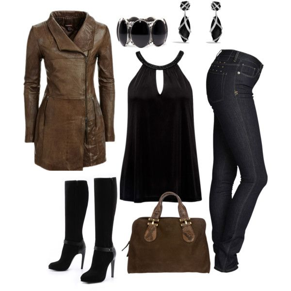 fabulous cold night out outfits 8